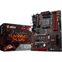 MSI X370 Gaming Plus SATA600/R/M.2/DVI/HDMI/USB3.1 ATX Mainboard Sockel AM4