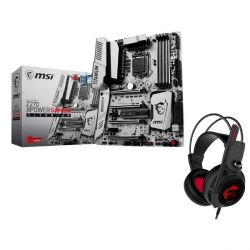 MSI Z270 XPOWER Gaming Titanium Edition ATX Mainboard + DS502 Headset Promo Bild0
