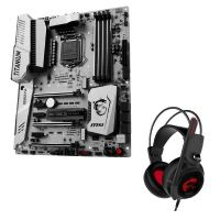 MSI Z270 MPOWER Gaming Titanium Edition ATX Mainboard + DS502 Headset Promo