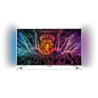 "Philips 4K 49PUS6501 123cm 49"" UHD DVB-T2HD/C/S 1800 PPI Android Smart Ambiligh"