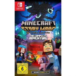 Minecraft Story Mode - The Complete Adventure - Nintendo Switch Bild0