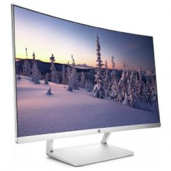 "HP 27 curved Display (27"") 68,58cm 16:9 FHD DP/HDMI 5ms 10Mio:1 LED Bild0"