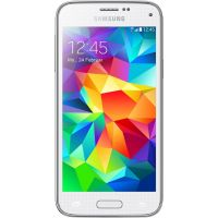 Samsung GALAXY S5 mini G800F shimmery white 16 GB Android Smartphone