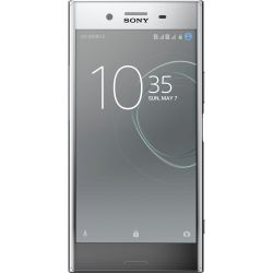 Sony Xperia XZ Premium luminous chrome Android 7.1 Smartphone Bild0
