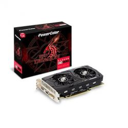 PowerColor AMD Radeon RX 560 Red Dragon 2GB GDDR5 DVI/HDMI/DP Grafikkarte Bild0