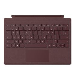 Microsoft Surface Pro Signature Type Cover bordeaux rot Bild0