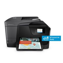 HP OfficeJet Pro 8719 Multifunktionsdrucker Scanner Kopierer Fax WLAN LAN Bild0