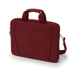 "Dicota Slim Case BASE Notebooktasche 35,81cm (13""-14,1"") rot Bild0"