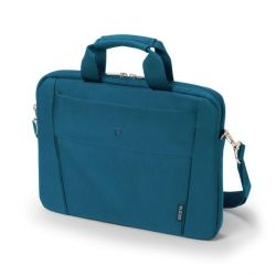 "Dicota Slim Case BASE Notebooktasche 39,62cm (15""-15,6"") blau Bild0"