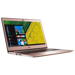 Acer Swift 1 SF113-31 pink Notebook Quad Core N3450 eMMC matt Full HD Windows 10 Bild0