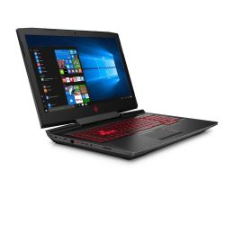 OMEN by HP 17-an011ng Notebook i7-7700HQ SSD Full HD GTX1050Ti Windows 10 Bild0