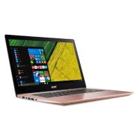 Acer Swift 3 SF314-52 Notebook pink i5-7200U PCIe SSD Full HD IPS Windows 10