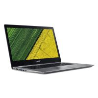Acer Swift 3 SF314-52 Notebook silber i3-7100U PCIe SSD Full HD IPS ohne Windows
