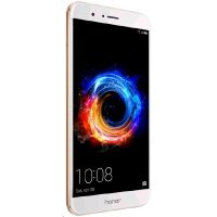 Honor 8 Pro gold Dual-SIM Android 7.0 Smartphone mit Dual-Kamera