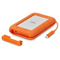 LaCie Rugged Thunderbolt / USB-C 3.0 500GB SSD 2.5 Zoll