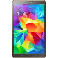 Samsung GALAXY Tab S 8.4 T705N Tablet LTE 16 GB Android 4.4 titanium bronze