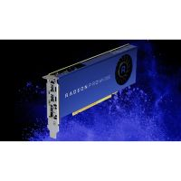 AMD Radeon Pro WX3100 4GB GDDR5 PCIe Workstation Grafikkarte 2x Mini DP/1x DP