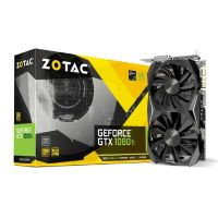 Zotac GeForce GTX 1080Ti Mini 11GB GDDR5X Grafikkarte DVI/HDMI/3xDP