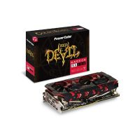 PowerColor AMD Radeon RX 580 Red Devil Gold 8GB GDDR5 DVI/HDMI/3xDP Grafikkarte