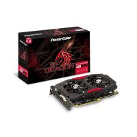 PowerColor AMD Radeon RX 580 Red Dragon V2 8GB GDDR5 DVI/HDMI/3x DP Grafikkarte