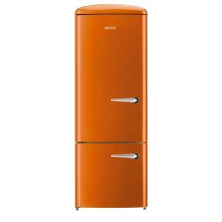 Gorenje RK60319 OO-L Kühl-/Gefrierkombination A++ 170cm 284l juicy orange Bild0