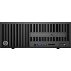 HP 280 G2 SFF 1EX45EA#ABD Business PC i3-6100 8GB 256GB SSD Windows 10 Pro Bild0