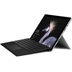 Surface Pro FJZ-00003 2in1 i7-7660U PCIe SSD QHD+ Iris+ Windows 10 Pro + Cover Bild0