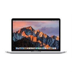 "Apple MacBook Pro 13,3"" Retina 2017 i7 2,5/8/128 GB Silber BTO Bild0"