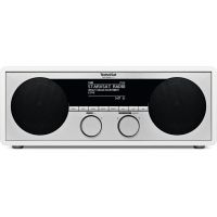 TechniSat DigitRadio 450 Internet-Radio WLAN/DAB+/DAB/UKW/Bluetooth weiß