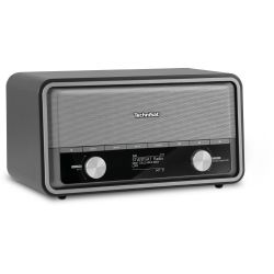 TechniSat DigitRadio 520 UKW/DAB+ WLAN Multiroom anthrazit Bild0