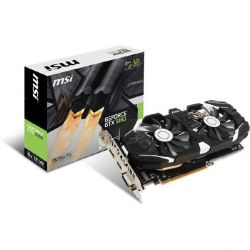 MSI GeForce GTX 1060 6GT OCV1 6GB GDDR5 Grafikkarte DVI/HDMI/DP Bild0