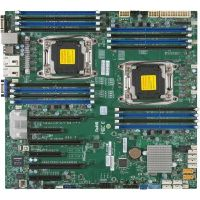 Supermicro X10DRI-T E-ATX Server Mainboard Sockel 2011-3 (Intel C612) Bulk