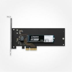 Kingston KC1000 M.2 SSD PCIe 240GB NVMe  - HHHL SKC1000H/240G Bild0