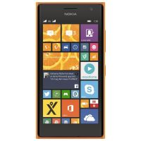 Nokia Lumia 730 DUAL-SIM orange Windows Phone Smartphone EU