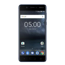 Nokia 5 16GB tempered blue Dual-SIM Android 7.1 Smartphone Bild0
