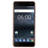 Nokia 6 32GB copper Dual-SIM Android 7.1 Smartphone
