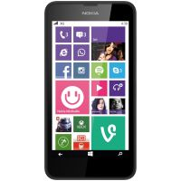 Nokia Lumia 635 LTE schwarz Windows Phone 8.1 Smartphone