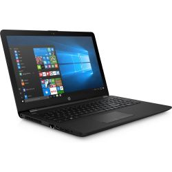 HP 15-bw010ng Notebook schwarz A9-9420 SSD Full HD Windows 10 Bild0