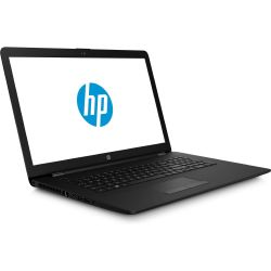 HP 17-ak022ng Notebook schwarz E2-9000E matt HD+ ohne Windows Bild0