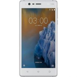 Nokia 3 16GB Silber Android™ 7.0 Smartphone Bild0