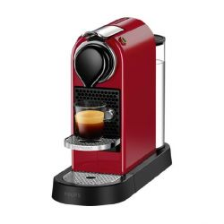 Krups XN 7405 Nespresso CitiZ Cherry Red Bild0