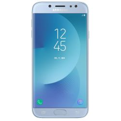 Samsung Galaxy J7 (2017) Duos J730FD blue Android 7.0 Smartphone Bild0
