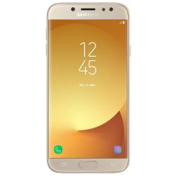 Samsung Galaxy J7 (2017) Duos J730FD gold Android 7.0 Smartphone Bild0