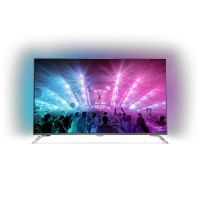 "Philips 4K 49PUS7101 123cm 49"" UHD DVB-T2HD/C/S 2000 PPI Android Smart Ambilight"