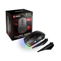 MSI Clutch GM70 Gaming Mouse schwarz, USB