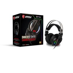MSI Immerse GH70 Gaming Headset  Bild0