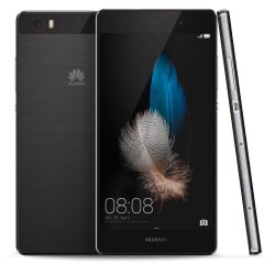 HUAWEI P8 lite Single-SIM black Android Smartphone Bild0