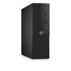 DELL OptiPlex 3050 SFF PC i3-7100 4GB 500GB  DVD±ROM HDD Windows 10 Professional Bild0