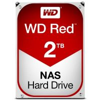 WD Red WD20EFRX - 2TB 5400rpm 64MB 3.5zoll SATA600