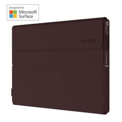 Incipio Faraday Folio Case für Microsoft Surface Pro 4 & Pro (2017) rot burgundy Bild0